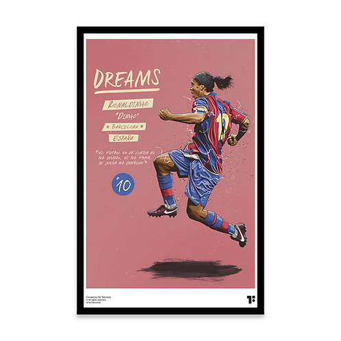 Cuadro Ronaldinho