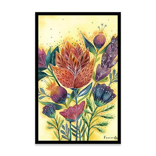 Cuadro Flores 03