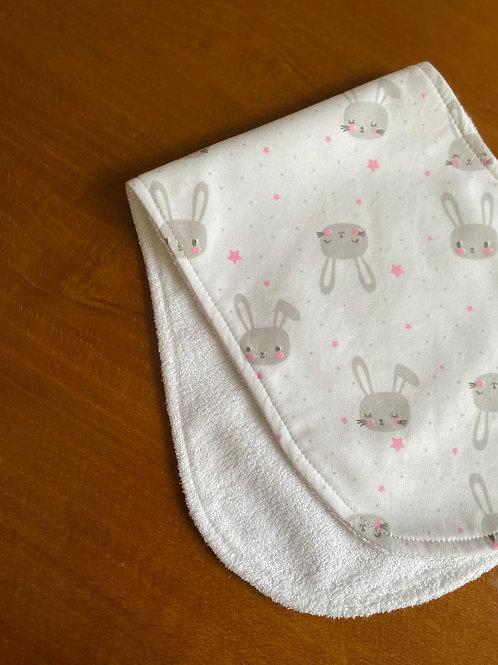 Accesorios Babita Larga Conejitos Rosado
