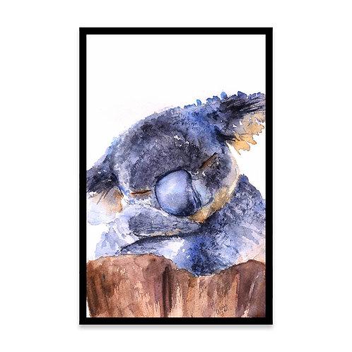 Cuadro Sleepy Koala