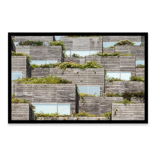 Cuadro Mountain Dwellings