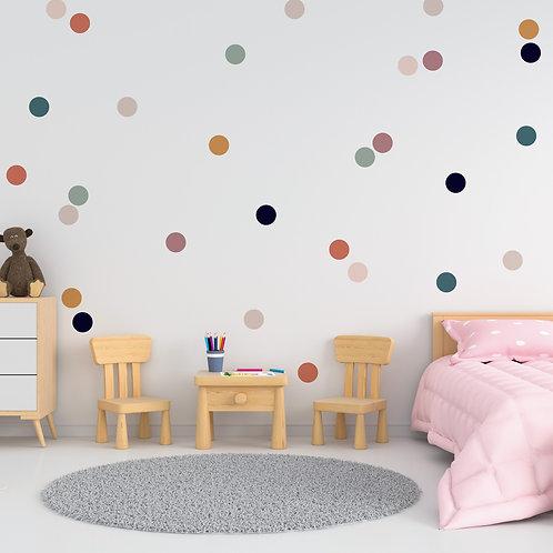 Deco Wall Nordic Dots