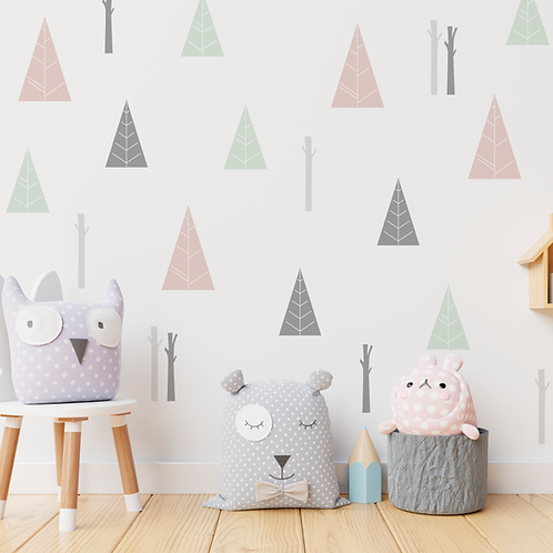 Deco Wall Forest