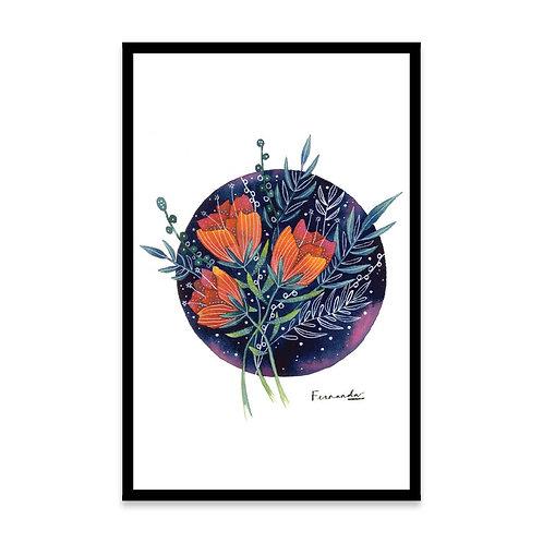 Cuadro Flores 02