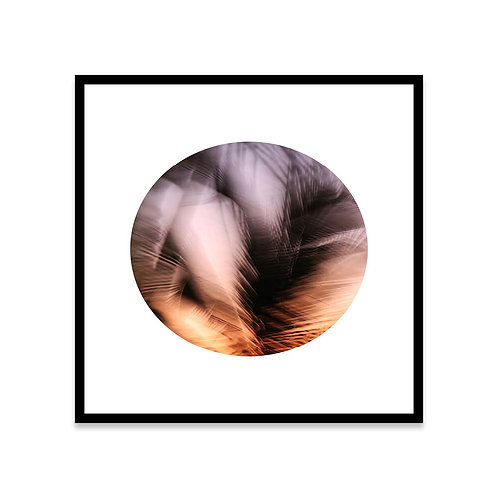Cuadro Sunset Palm 2