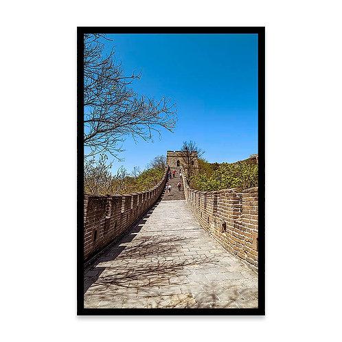 Cuadro La Gran Muralla China