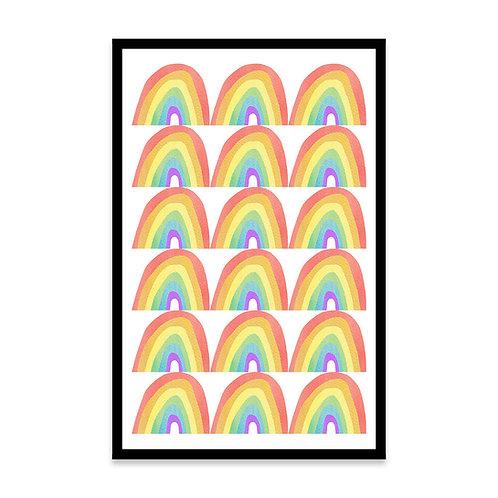 Cuadro Arcoírises