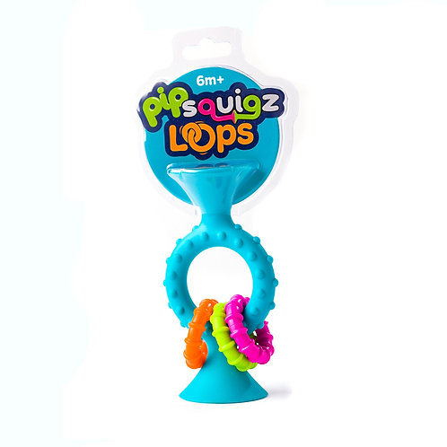 Juguete Pipsquigz Loop Teal Fat Brain Toys