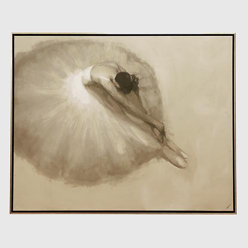 Cuadro Bailarina de Ballet