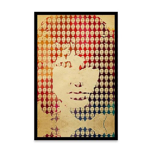 Cuadro Jim Morrison Calaberas