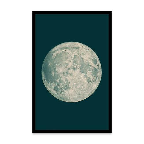 Cuadro Luna Llena