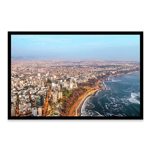 Cuadro Lima desde Miraflores