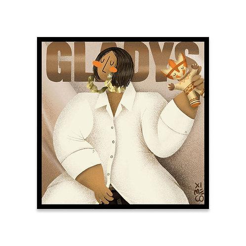 Cuadro Gladys