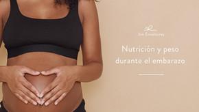 Nutrición y peso durante el embarazo