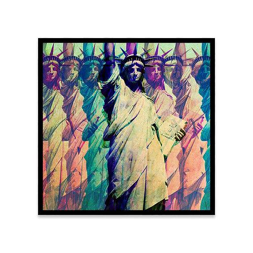 Cuadro Colors Estatua de la Libertad