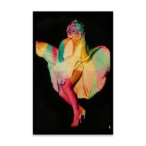 Cuadro Marylin Monroe Dance
