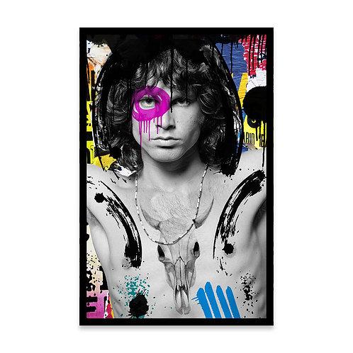 Cuadro Jim Morrison Pop