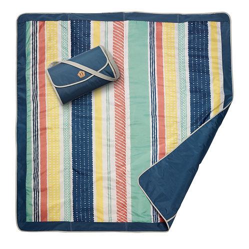 Mat JJ Cole 5 X 5 Peruvian Stripe