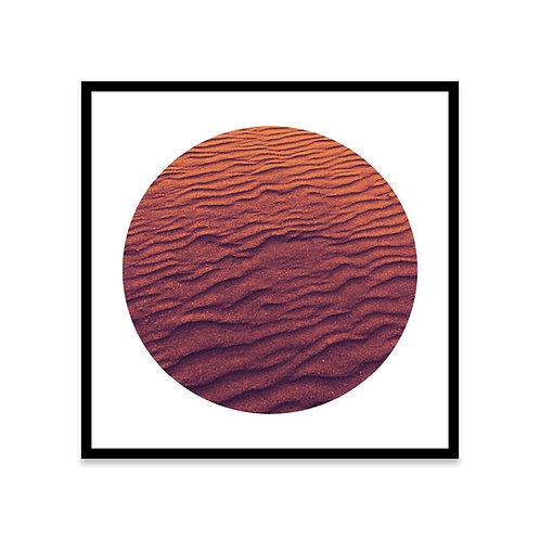Cuadro Purple sand