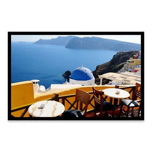 Cuadro Santorini 3