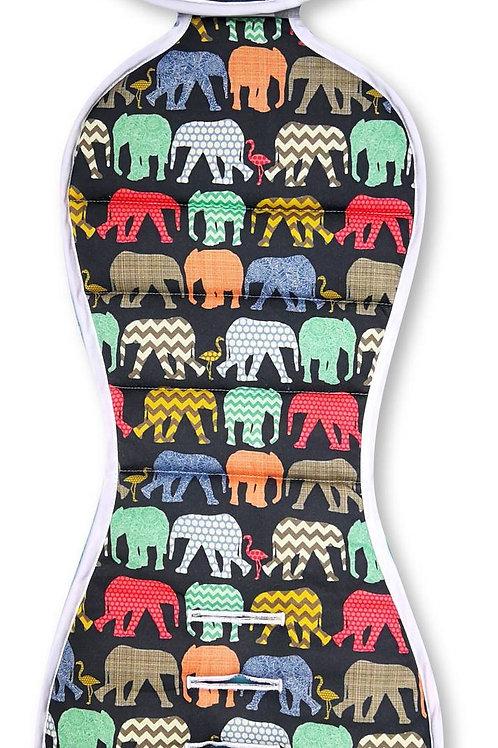 Protector de Car Seat Elephants