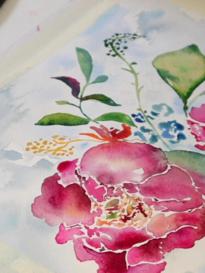 peony-painting-jchardesigns.mp4