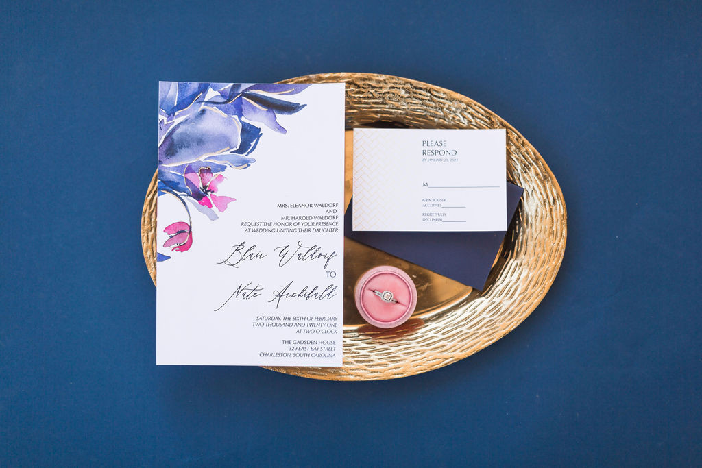 j-char-designs-abstract-blue-classic-invitations-2