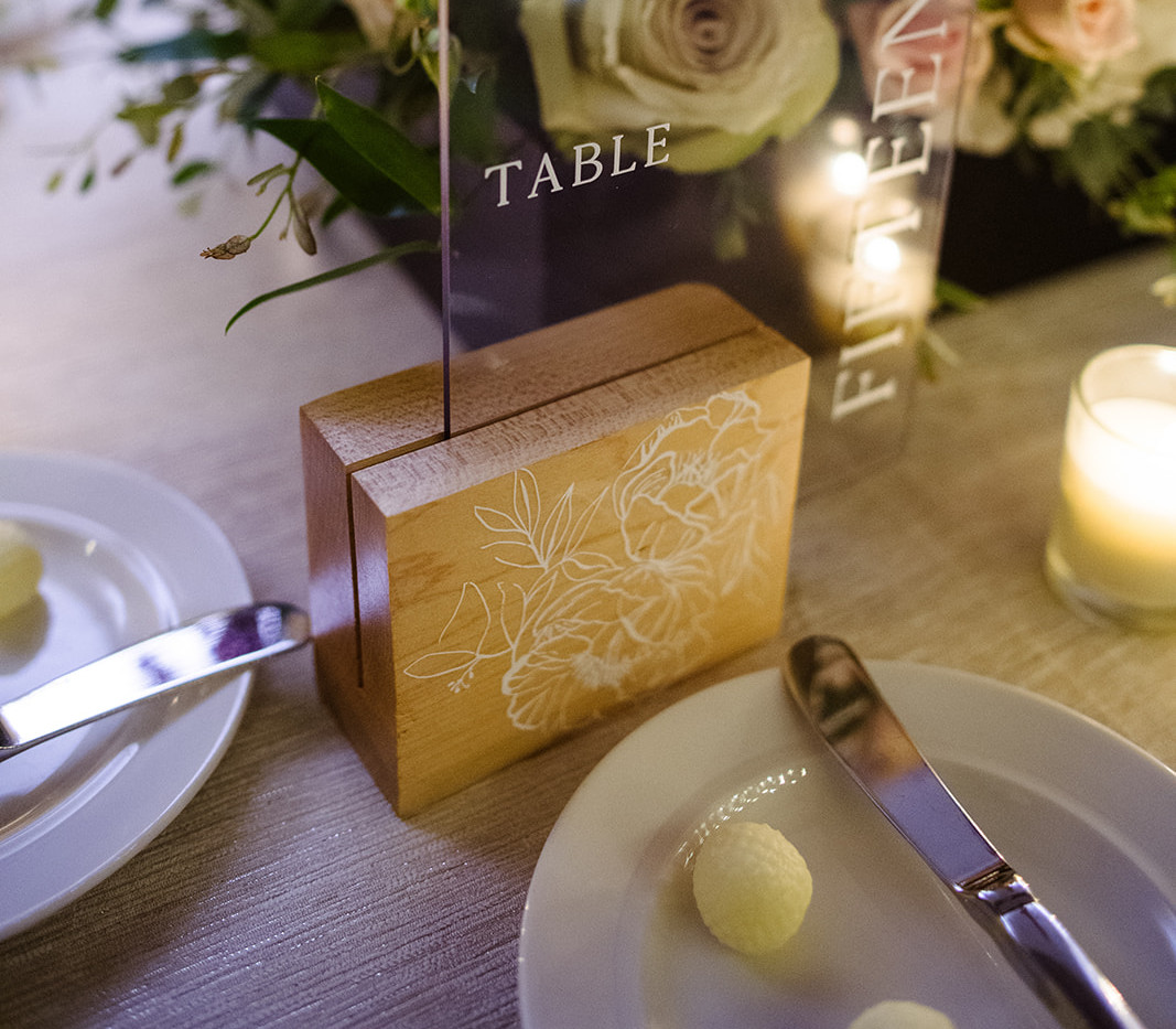 j-char-designs-table-number-acrylic-wood