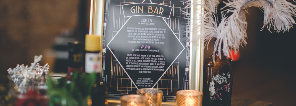 gatsby bar sign