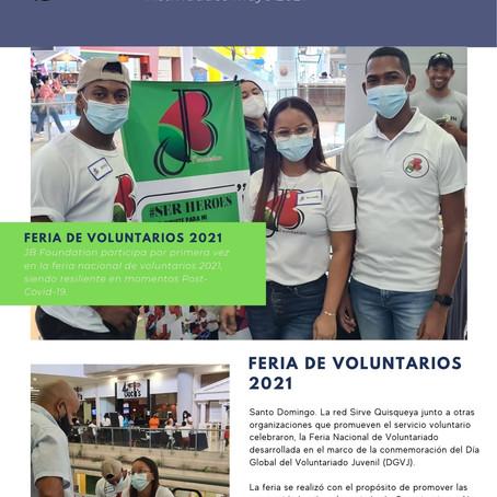 Boletín informativo Mayo 2021