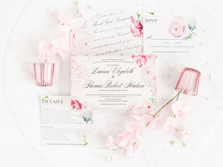 5 ways to make your Wedding Stationery meaningful