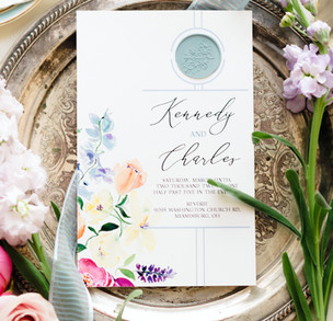 j-char-designs-pastel-florals-with -wax-seal