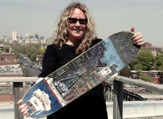 SKATEBOARDS FOR HOPE IS PEOPLE POWERED!