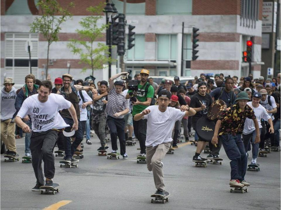Go Skateboarding and Aboriginal Day!