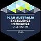 Plan excellence in finance Platinum 2020