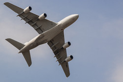 Flight demonstration A380 ILA, 2008
