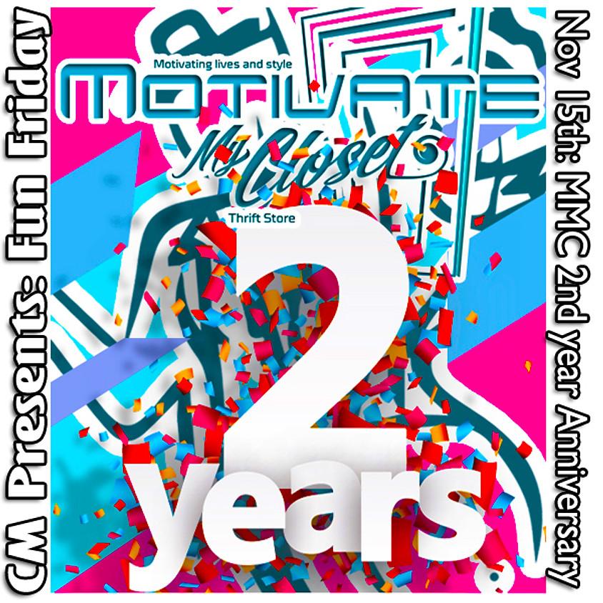 MMC 2nd Year Anniversary