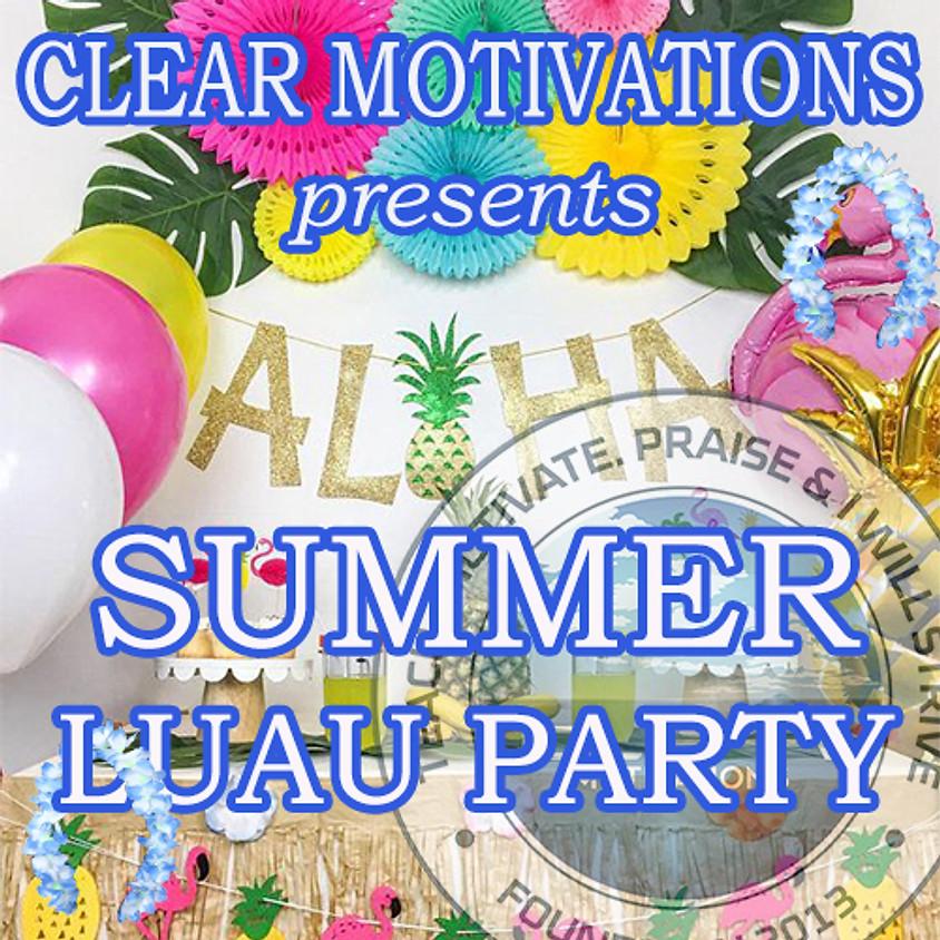CM Luau Summer Party
