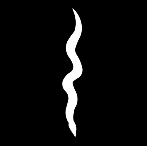 Serpent Stencil