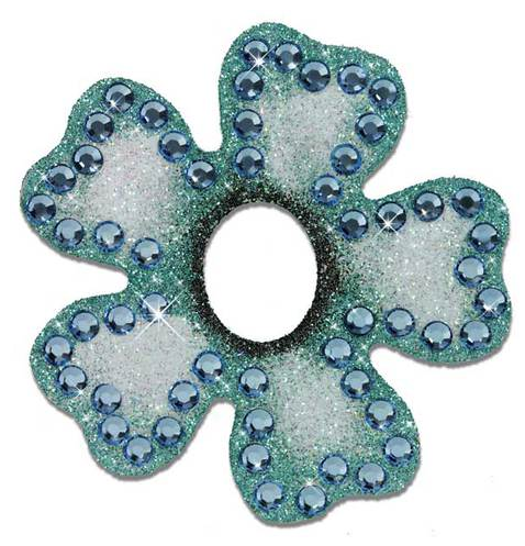 Pansy Aqua Jade