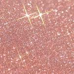 Dusty Rose Glitter Jewel