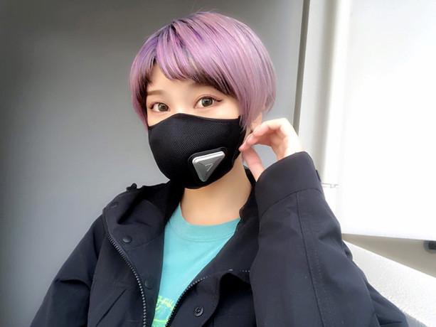 medi+boost 抗ウイルス電動ファン付きマスク