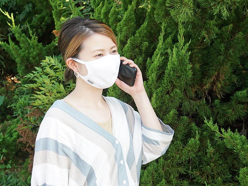 medi+ 抗菌・抗ウイルスマスク クールフィット