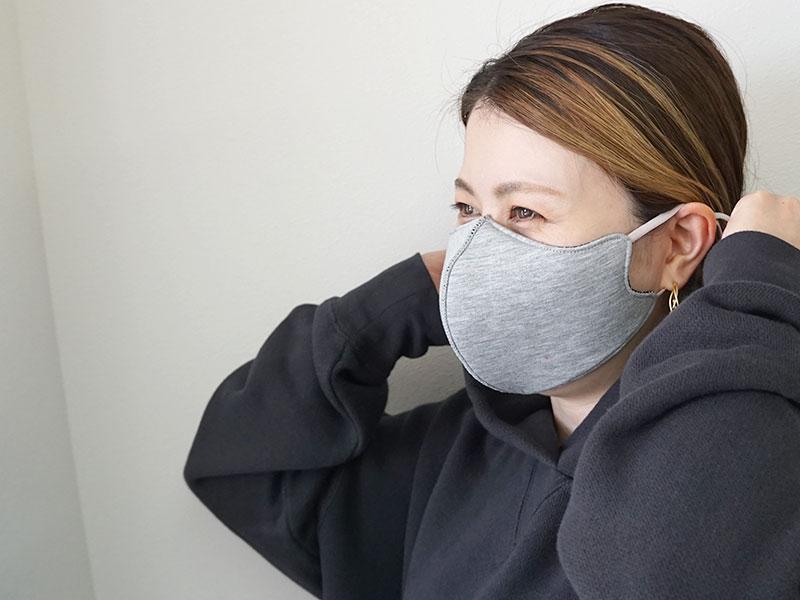 medi+ warm coreマスク
