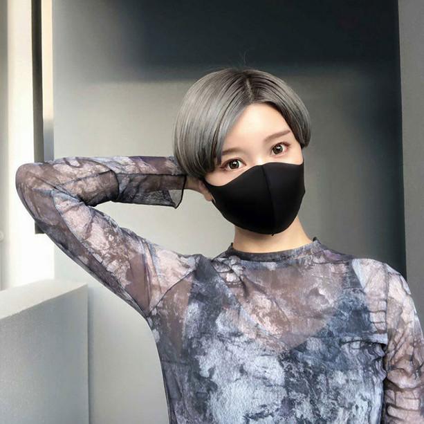 medi+air スマートシルエットマスク
