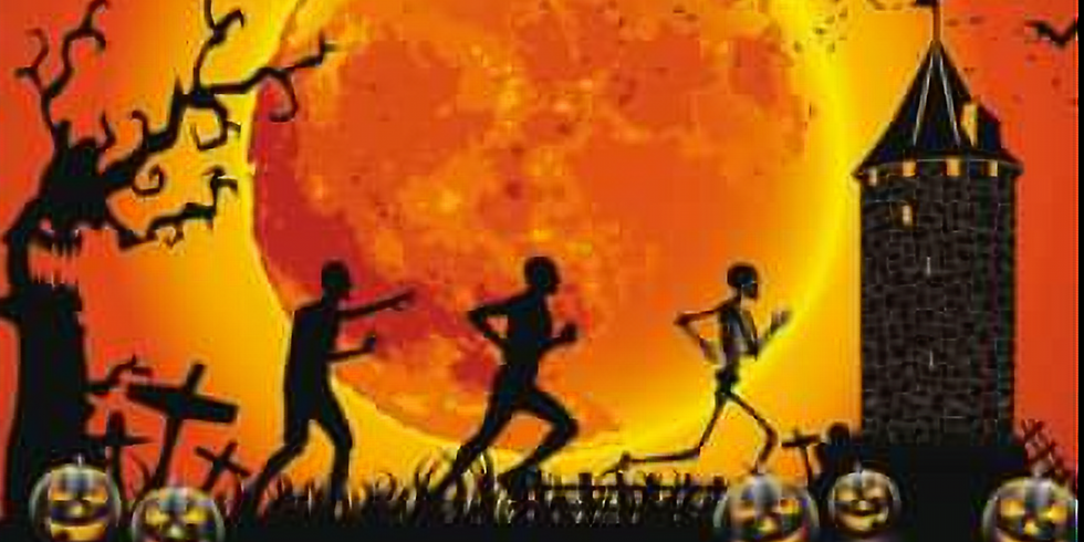 The Shadwell Halloween 5km Race & 1km Kids' Fun Run