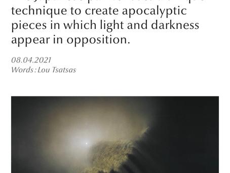 Article publication