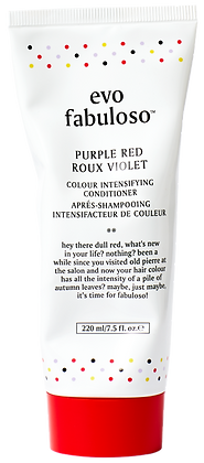 Fabuloso Color Intensifying Conditioner - Purple Red