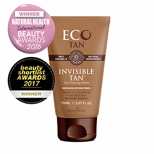 Invisible Tan® express sunless tanning lotion
