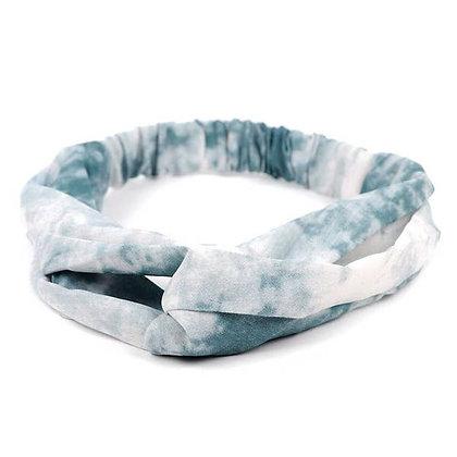 Criss Cross Tie Dye Headband - Selini NY